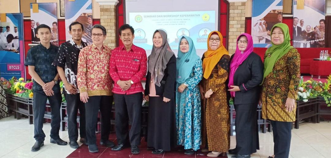 STIKes Hutama Abdi Husada Gelar Seminar dan Workshop SDKI, SLKI dan SIKI
